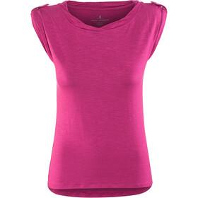 Royal Robbins Noe Twist t-shirt Dames rood